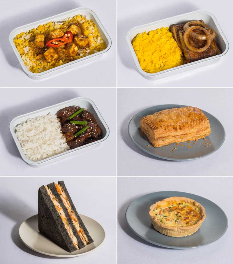 Cebu Pacific rolls out new inflight meals