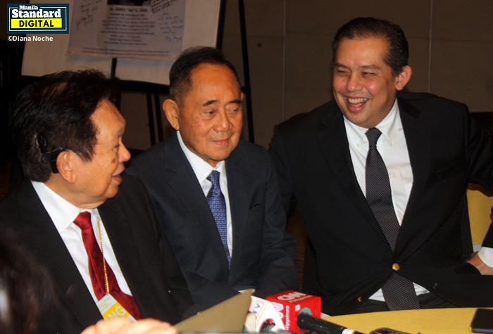 Lakas, 2 ex-presidents' party, gains more members