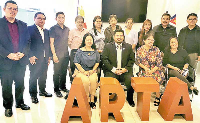 ARTA commends Parañaque for biz-friendly work