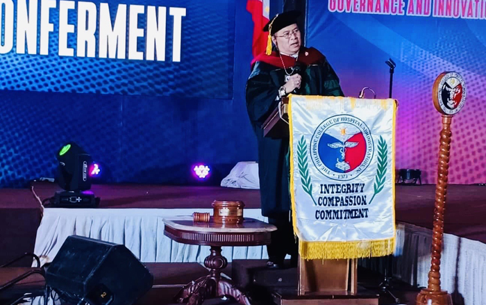 PCHA topnotcher dedicates award to Bangsamoro People