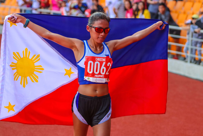 Seven gold-medal haul on day 6 steadies Team PH on top of SEA Games