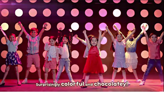 Scarlet Snow sings and dances for ultimate birthday wish – Red Ribbon's Rainbow  Dedication Cake