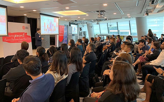 JLL reveals PH Philippine Property Market will remain vigorous for the second half of 2019