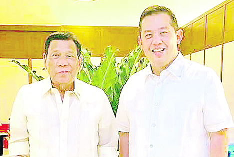Rody assured of united House