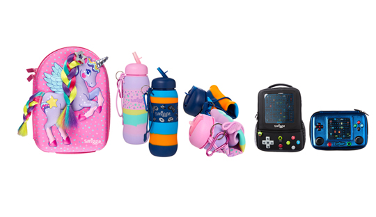 Smile and giggle with stationery from Smiggle