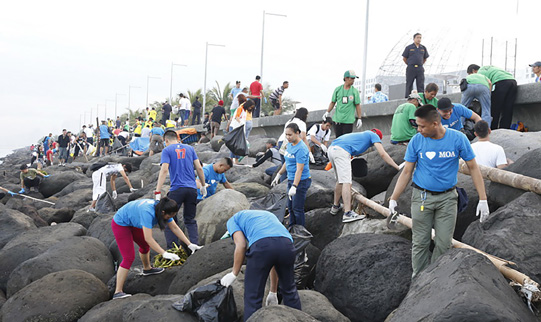 SM to hold Cleanup Drive