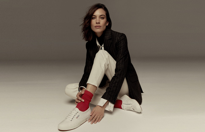 Alexa Chung: Partly androgynous, absolutely chic