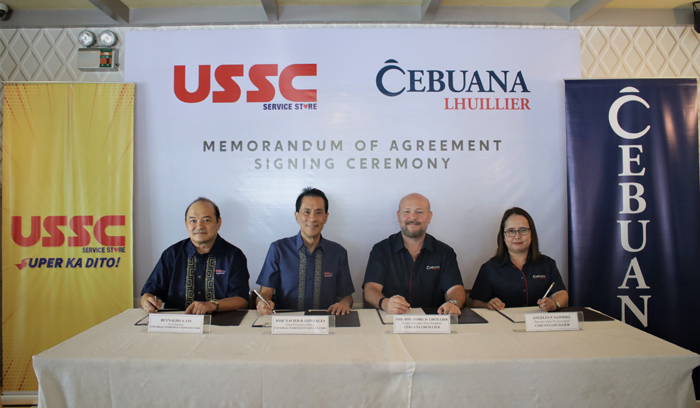 USSC expands Super Padala network with Cebuana Lhuillier partnership