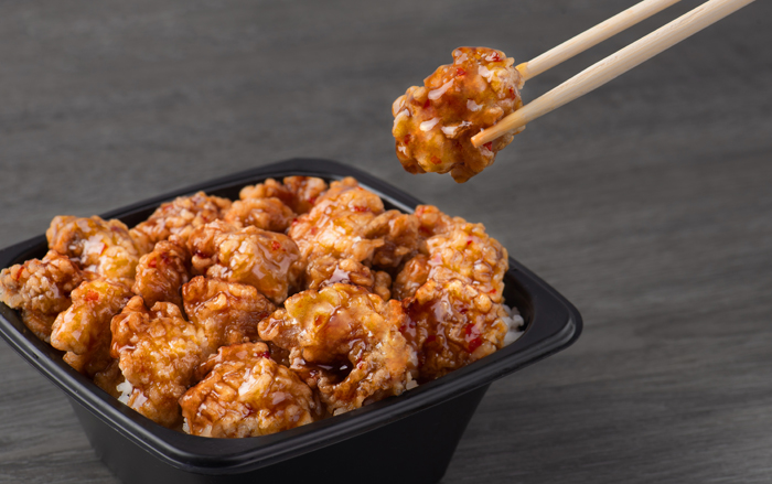 Panda Express now available for delivery