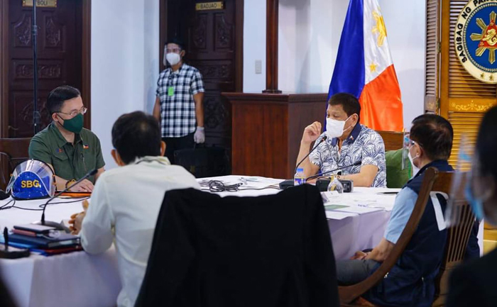 Duterte's ultimatum: Military to enforce lockdown if cases, violations continue to surge