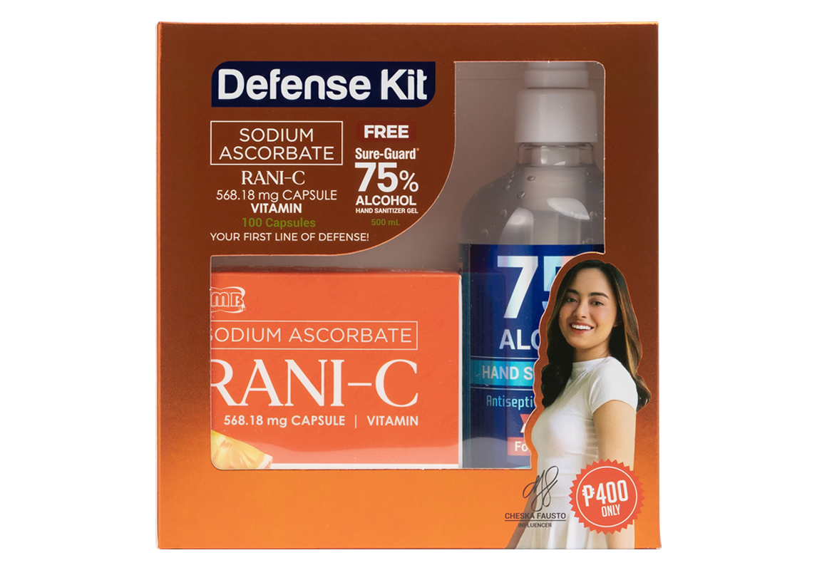 Rani-C 's limited edition defense kit