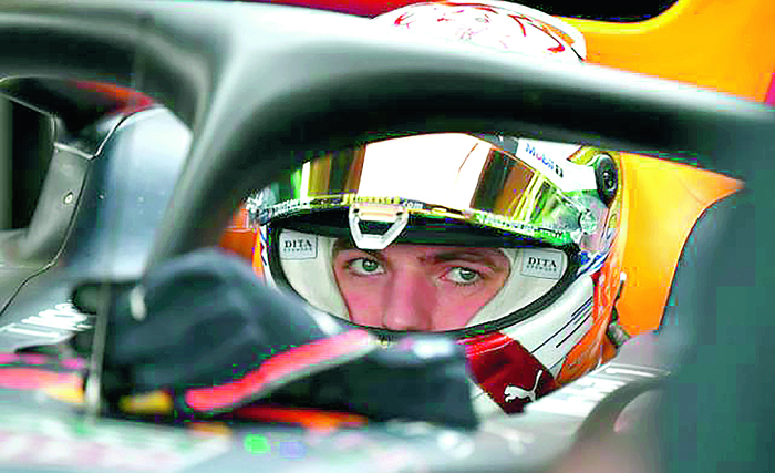 Formula One racing: Verstappen out to dethrone Hamilton
