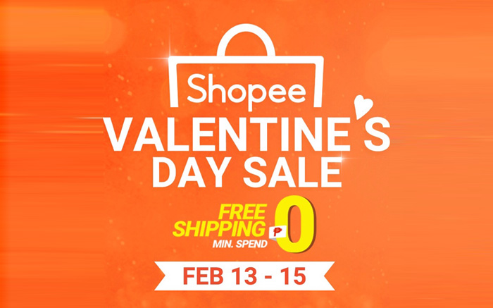 Shopee celebrates Love Day with up to 90% off on deals