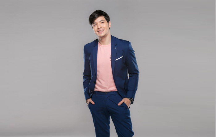 The star Alden Richards is looking for