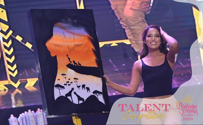 Talent competition for a cause