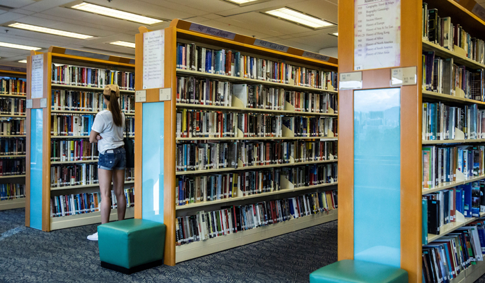 HK government tells schools to remove books breaching security law