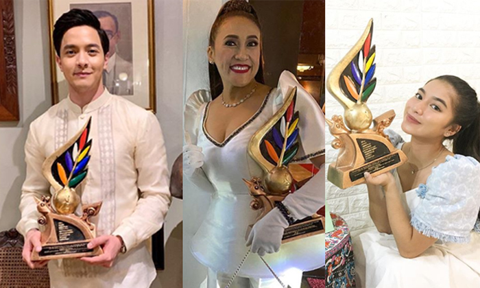 GMA Network shows, personalities celebrate 2020 awards haul