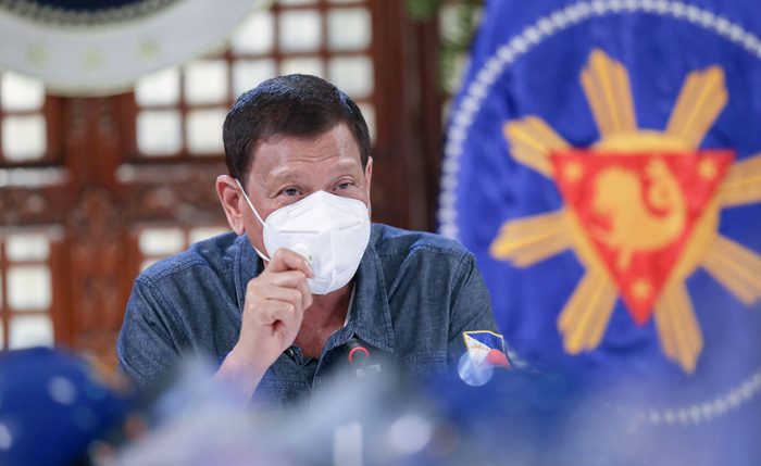 Duterte warns: We are not out of the woods yet