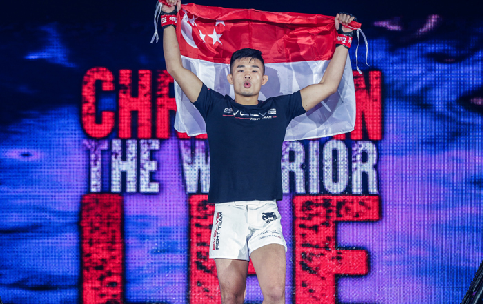 Asian-American athletes rise in ONE Championship
