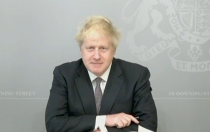 Johnson to confirm end date for England virus lockdown