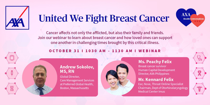 Virtual Healthcare: Webinar to tackle breast cancer prevention
