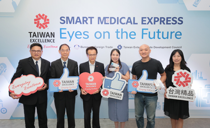 Taiwan Excellence sets sights on future with product launch