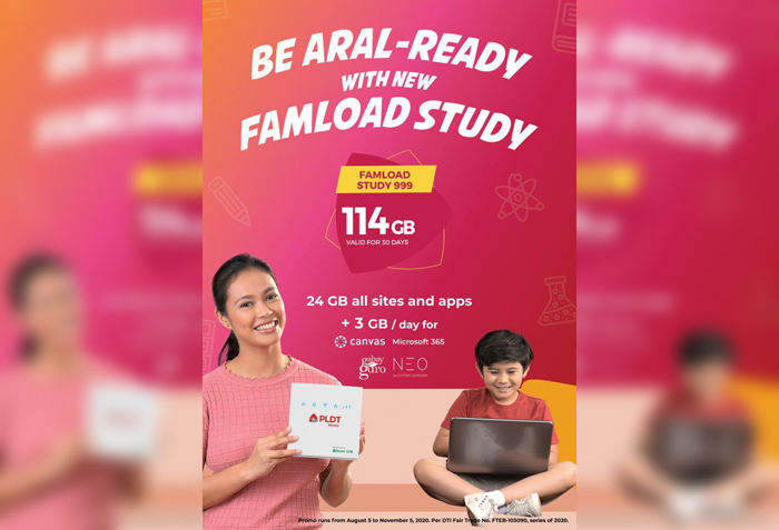 PLDT Home rolls out prepaid data packs for e-learning