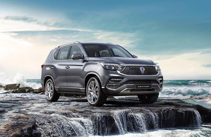 Ssangyong Rexton: Not just another SUV