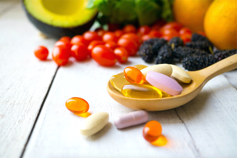 Experts recommend taking zinc and vitamin D supplements to prevent adverse effects from deficiency of these nutrients.