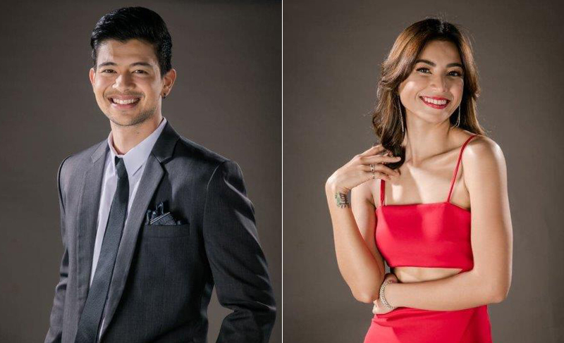 Rayver Cruz and Glaiza de Castro reprise the roles of Gabby Concepcion and Lorna Tolentino in the television adaptation of 'Nagbabagang Luha.'