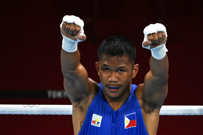 Marcial, Paalam shoot for gold-medal round