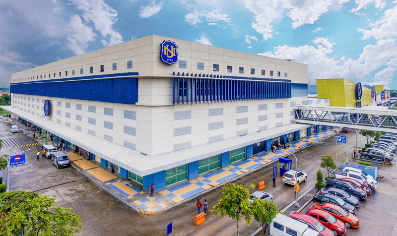 NU Baliwag is located at the Annex building of SM City Baliwag in Bulacan.