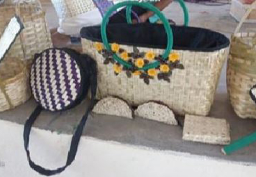 Community in Occ. Mindoro lists intellectual property rights for distinct bamboo crafts
