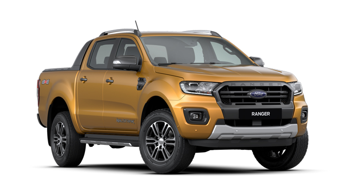 Ford firms up leadership in pickup segment