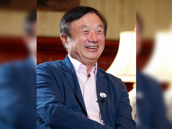 Ren Zhengfei: Huawei committed to globalization strategy