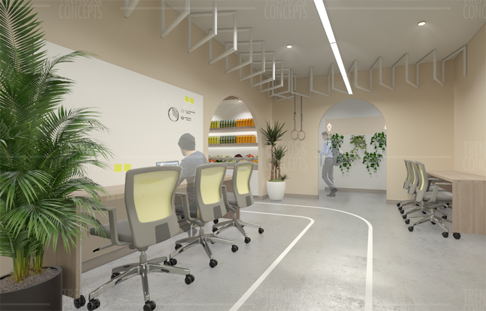 Biophilic design for the workplace