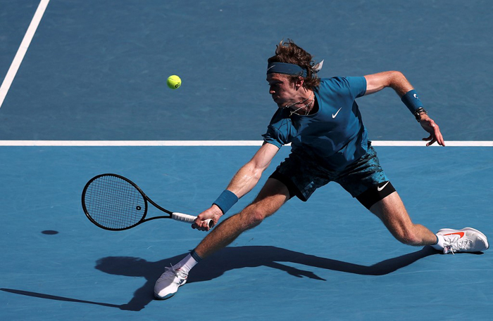 Russians make history at Aussie Open
