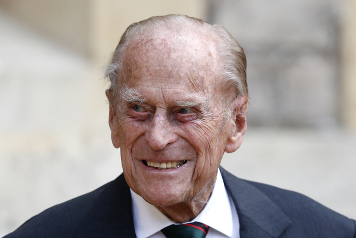 Prince Philip doing 'OK', says Prince William