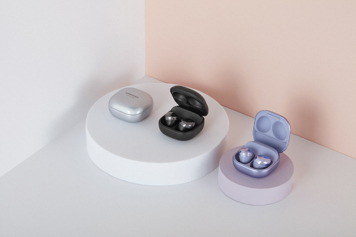 Hear the best of your world with new Samsung Galaxy Buds Pro
