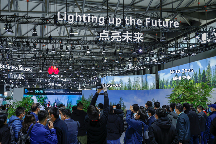 Huawei advances tech ecosystem to accelerate digital transformation