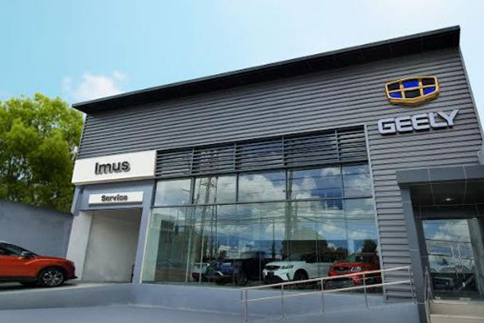 Geely opens new dealership in Cavite