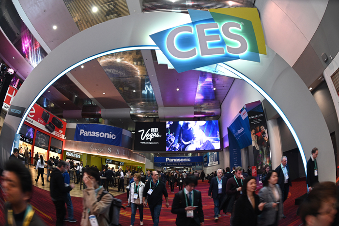 Major CES gadget show turns to tech for virtual salvation