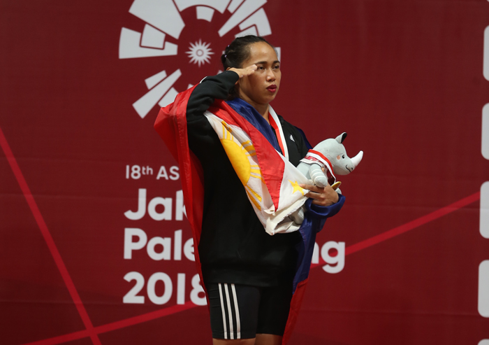 Diaz to formalize Olympic stint by joining Uzbekistan lift meet