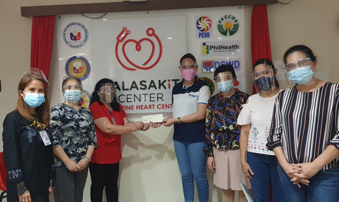 InLife's Steps for a Cause reaches out to nine charitable institutions