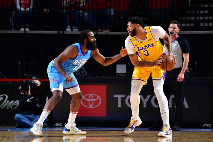 Harden after loss to LA: Situation can't be fixed