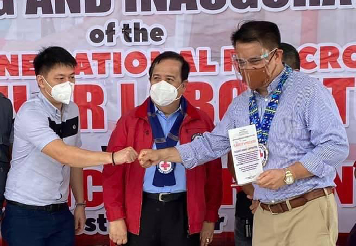 Mining companies fund molecular lab to hasten test and trace in Surigao