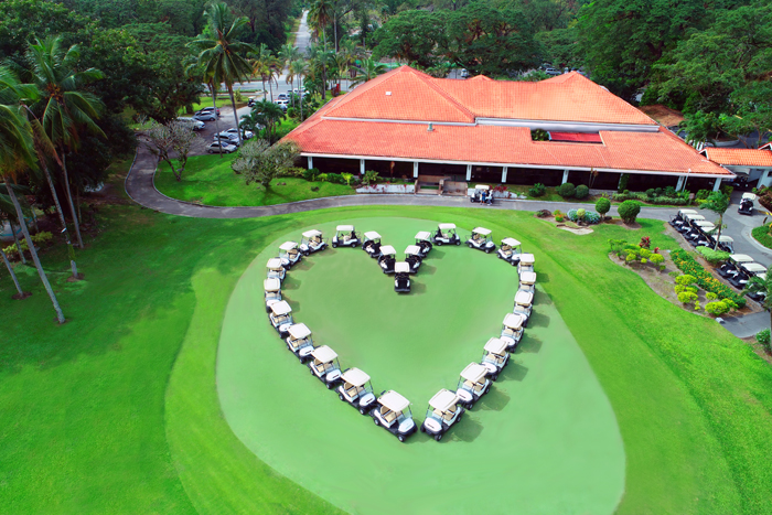 It's golf day every day at Mimosa Plus