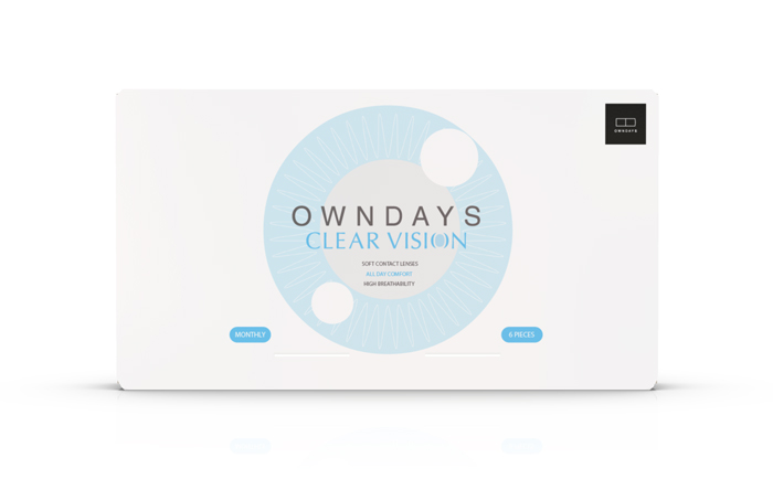 OWNDAYS brings Clear Vision contact lenses in PH
