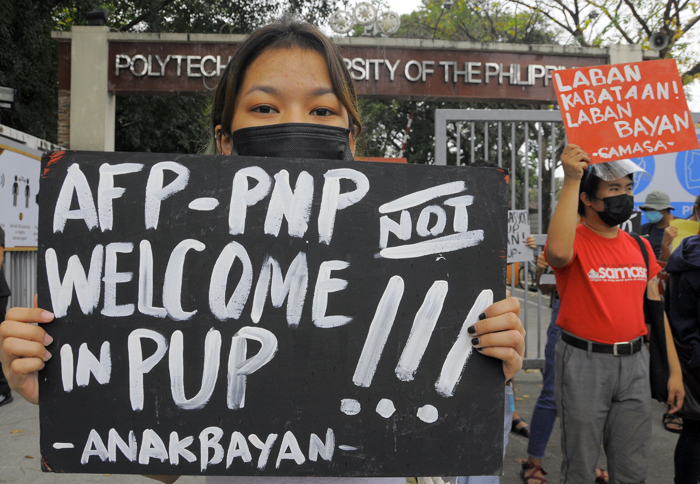 DND chief to UP: Explain deaths of students in AFP-NPA firefights