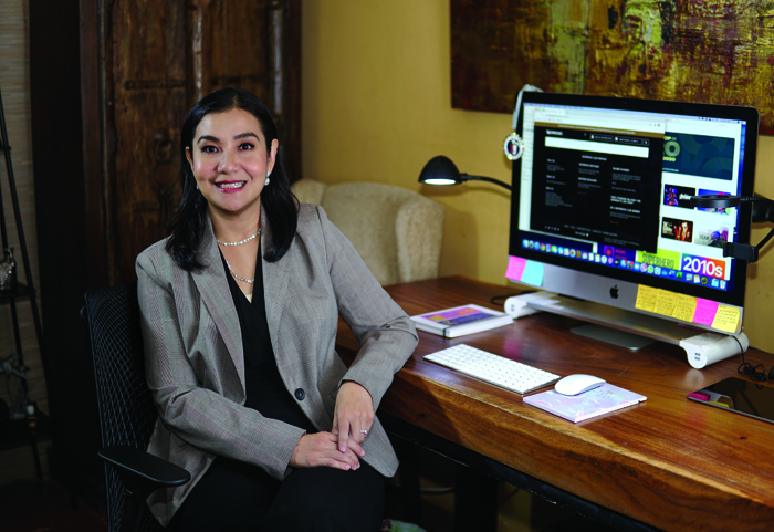 Digital Innovator Atty. Peaches Martinez-Aranas of Access MCLE launches first-of-its kind e-learning platform for lawyers